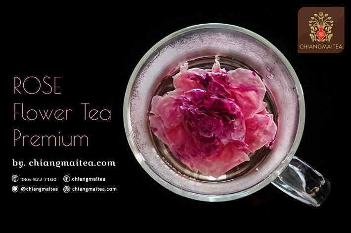 ชาดอกกุหลาบ พรีเมี่ยม (Premium Size)