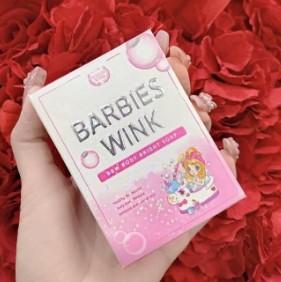 BarbiesWink Soap บาร์บี้วิ้งสบู่ดอกไม้แดง สำหรับผิวกาย ขนาด 60 กรัม