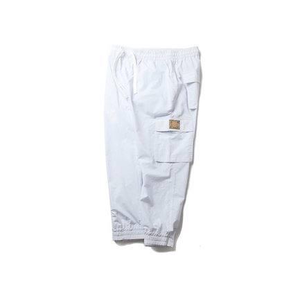 ขนาด:2XL 3XL 4XL 5XL 6XL สี:ขาว กางเกงคนอ้วน กางเกงผู้ชาย ขนาดใหญ่ กางเกงขายาว