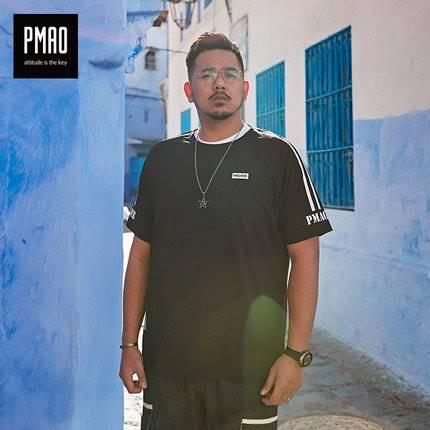 ขนาด:2XL 3XL 4XL สี:ดำ เสื้อคนอ้วน เสื้อผ้าผู้ชาย ขนาดใหญ่ เสื้อยืด แขนสั้น