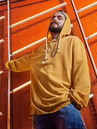 ขนาด:XL 2XL 3XL 4XL 5XL 6XL สี:ขาว/เทา/เหลือง/แดง เสื้อคนอ้วน เสื้อผ้าผู้ชาย ขนาดใหญ่ เสื้อแจ็คเก็ตมีฮู้ด