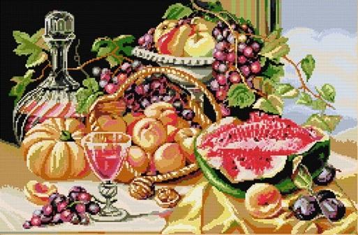 Hearty fruit (ไม่พิมพ์/พิมพ์ลาย)