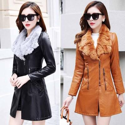 เสื้อโค๊ทหนัง เสื้อแจ๊คเก็ตหนัง เสื้อหนังกันหนาวผู้หญิง เสื้อหนังกันหนาว