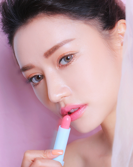 ( LUCK YOU ) LOVE 3CE GLOSSY LIP STICK