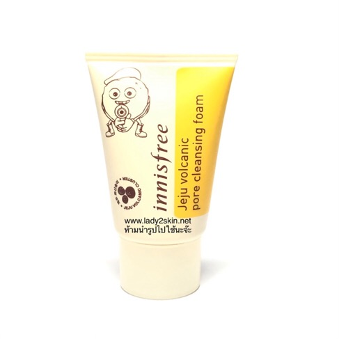( 1+1 ) Jeju Volcanic Pore Cleansing Foam 10ml.