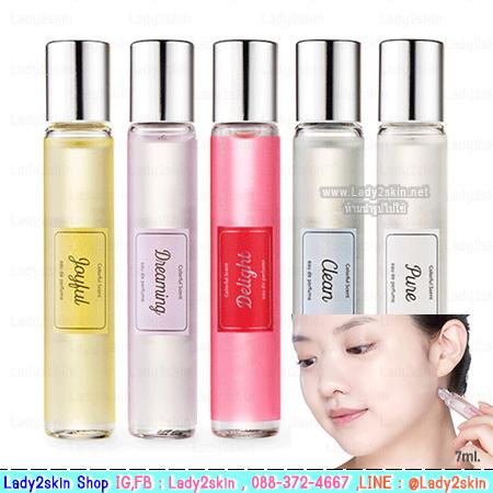 ( Fresh ) Colorful Scent Eau de Perfume 7ml.