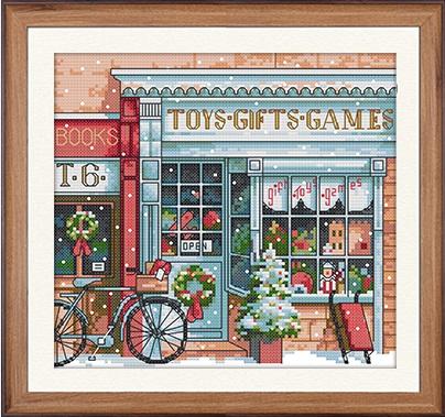Toy&Gift Shop (พิมพ์ลาย)