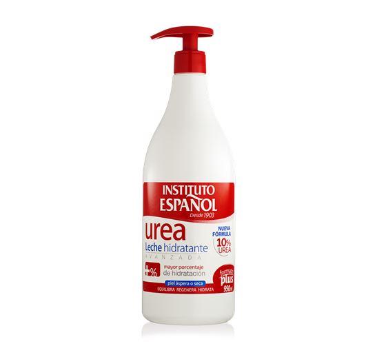*พร้อมส่ง*Instituto Espanol Urea Moisturizing Body Lotion 950 ml. มอยเจอร์โลชั่นที่มีส่วนผสมของยูเรีย 10% และสารให้ความชุ่มชื้นทางธรรมชาติ ช่วยปกป้องผิวจากการสุญเสียน้ำ คืนความชุ่มชื่นให้กับผิว ทำให้เซลล์ผิวมีชีวิตยาวนานขี้น ผิวมีชีวิตชีวาขึ้น ผ่านการทดสอ