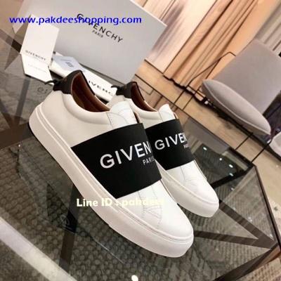 Givenchy Sneaker งาน ออริจินอล หนังนิ่มสวย รุ่นใหม่งานสวยมาก