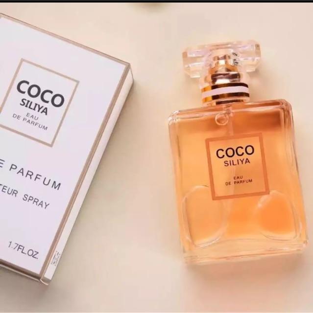 COCO SILIYA - Yellow กลิ่นผู้หญิง กลิ่นหอมหวานของดอกไม้ ผสานหอมหวานกลิ่นสดชื่นของผลไม้ สื่อถึงสาวสมัยใหม่ ที่มีความมั่นใจในตัวเอง