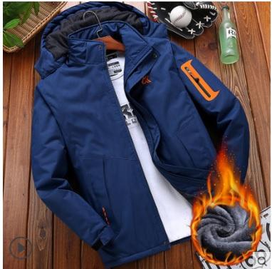 เสื้อแจ็คเก็ตกันหิมะ เสื้อโค๊ทกันน้ำ กันหิมะ เสื้อลุยหิมะ โค๊ทกันหนาวกันน้ำ