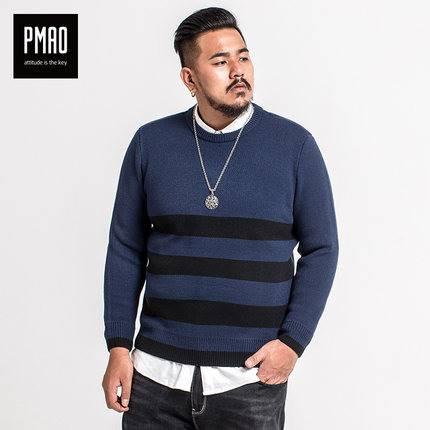 ขนาด:XL 2XL 3XL 4XL 5XL สี:กรม เสื้อคนอ้วน เสื้อผ้าผู้ชาย ขนาดใหญ่ เสื้อกันหนาว