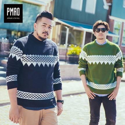 ขนาด:XL 2XL 3XL 4XL 5XL 6XL สี:กรม/เขียว เสื้อคนอ้วน เสื้อผ้าผู้ชาย ขนาดใหญ่ เสื้อกันหนาว
