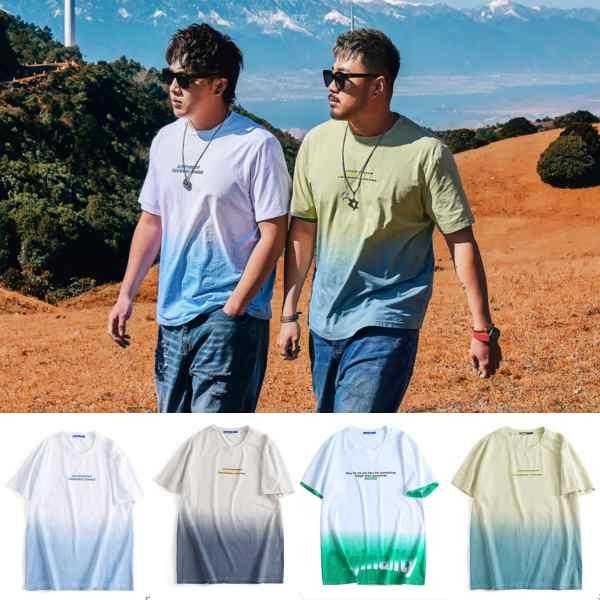 ขนาด: 2XL 3XL 4XL 5XL  สี:เขียว เสื้อคนอ้วน เสื้อผ้าผู้ชาย ขนาดใหญ่ เสื้อยืด แขนสั้น