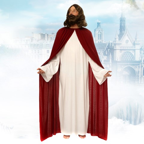 ++พร้อมส่ง+ชุดแฟนซีพระเยซู ชุดพระเยซู ชุดจีซัส ชุด Jesus