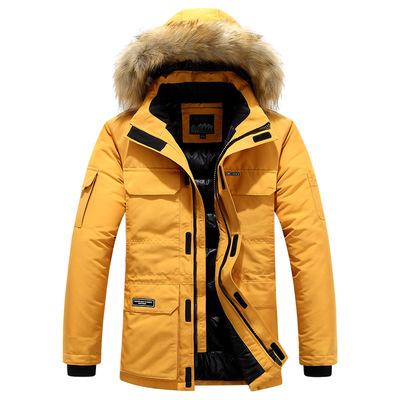 เสื้อโค๊ทผู้ชาย เสื้อกันหนาว เสื้อแจ๊คเก็ตผู้ชาย เสื้อโค๊ทกันหนาวมีฮู้ด