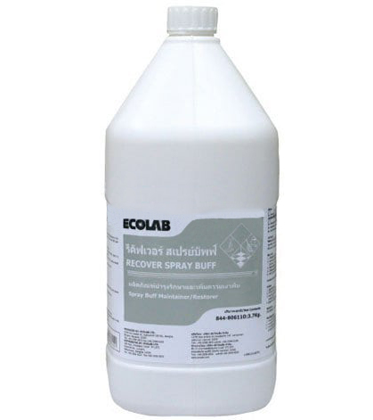 ราคาต่อกล่อง-น้ำยาบำรุงรักษาพื้น รี ดัฟเวอร์ สเปรย์บรัพฟ/3.8 ลิตร