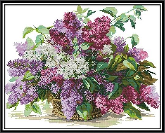 Lilac (ไม่พิมพ์/พิมพ์ลาย)