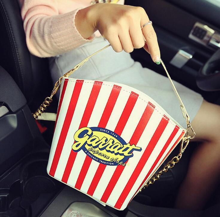 กระเป๋าถัง Popcorn Garratt
