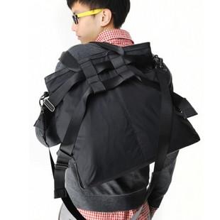 เสื้อผ้าผู้ชายราคาถูก กระเป๋าสะพาย มี สีดำ สีน้ำตาล