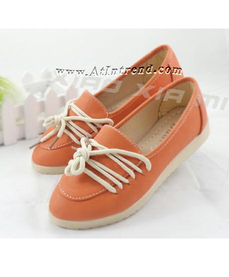 รองเท้า มี3สี รองเท้าผู้หญิง รองเท้าแฟชั่นผู้หญิง รองเท้าหุ้มข้อ รองเท้าหุ้มส้น รองเท้าผู้หญิงหุ้มส้น สีส้ม สีเทา สีเหลือง รองเท้าหญิงน่ารักๆ รองเท้าทำงาน ไซส์ 35 36 37 38 39 40 แฟชั่นหญิงเกาหลี รองเท้าเกาหลี