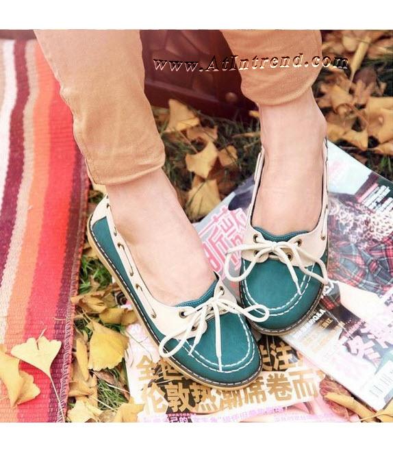 รองเท้า รองเท้าผู้หญิง รองเท้าหุ้มส้น มี 3 สี สีเขียวคราม สีเหลืองน้ำตาล สีชมพู ไซส์ 35 36 37 38 39 รองเท้าแฟชั่นผู้หญิง รองเท้าหญิงน่ารักๆ แฟชั่นหญิงเกาหลี