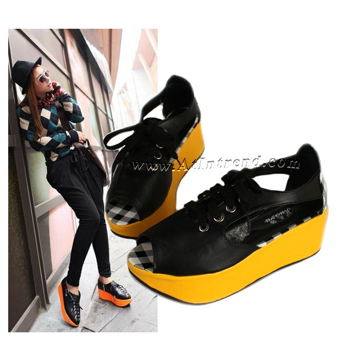 รองเท้า รองเท้าผู้หญิง รองเท้าหุ้มส้น มี 2 สี สีเหลือง สีชมพู ไซส์ 35 36 37 38 39 รองเท้าแฟชั่นผู้หญิง รองเท้าหญิงน่ารักๆ แฟชั่นหญิงเกาหลี