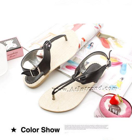 รองเท้า รองเท้าผู้หญิง รองเท้าแฟชั่นผู้หญิง รองเท้าแตะ รองเท้าแตะหญิง รองเท้ารัดส้น สีขาวข้าว สีชมพู สีดำน้ำตาล รองเท้าหญิงน่ารักๆ ไซส์ 34 35 36 37 38 39 แฟชั่นหญิงเกาหลี