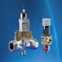 Pressure controlled water valves