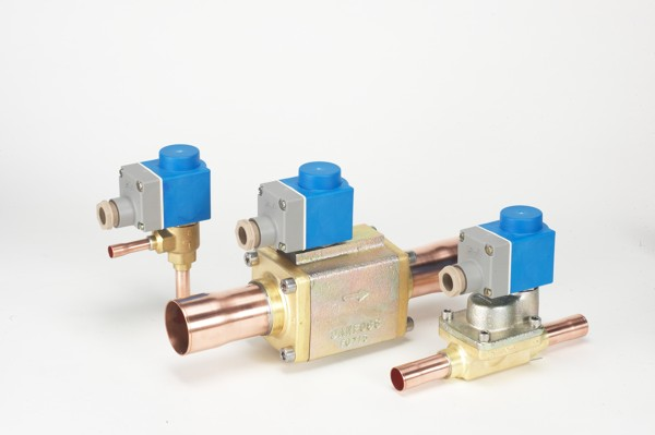 Coils For Electronically Operated Valves