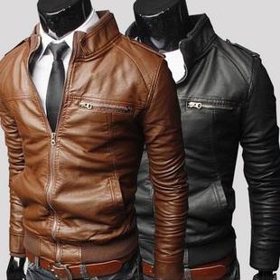 เสื้อผ้าผู้ชายราคาถูก เสิ้อผ้าแฟชั่น เสื้อแจ็กเก็ตเท่ๆ  มี สีน้ำตาล สีดำ  มี ไซร์ M L XL XXL XXXL