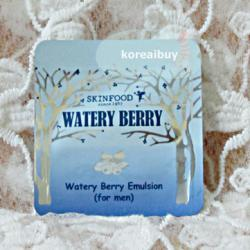 (พร้อมส่่ง) Skinfood Watery Berry Emulsion (For Men)