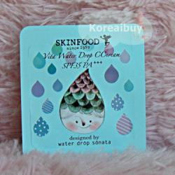 (พร้อมส่่ง) Skinfood Vita Water Drop CC Cream SPF 35pa++ D2