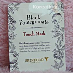 (พร้อมส่่ง) Skinfood Black Pomgranate Touch Mask