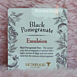 (พร้อมส่่ง) Skinfood Black Pomegranate Emulsion