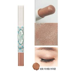 (PreOrder) Skinfood Seaweed Mineral Waterproof Eyeshadow Stick #2 Mineral Brown