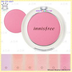 ( 6 )Mineral Blusher
