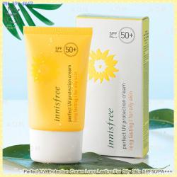 Perfect UV Protection Cream Long Lasting For Oily Skin SPF50/PA+++