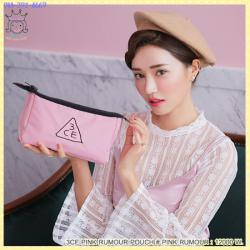 ( PINK RUMOUR ) 3CE Pouch