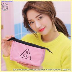 ( PINK RUMOUR )3CE Pouch Small