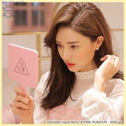 ( PINK RUMOUR )SQUARE Hand Mirror