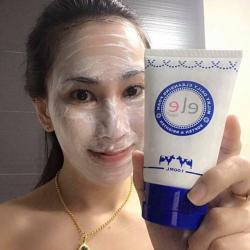 ele Milky Daily Cleansing Foam 100ml. คลีนเซอร์โฟมนม