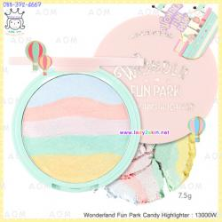 Wonderland Fun Park Candy Highlighter