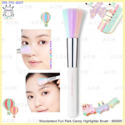 Wonderland Fun Park Candy Highlighter Brush