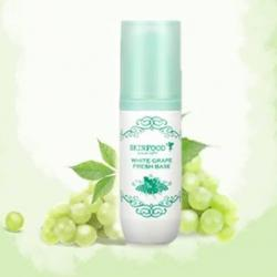 Skinfood White Grape Fresh Base #60 สีเขียว