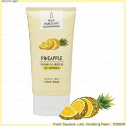 ( Pineapple ) Fresh Squeeze Juice Cleansing Foam