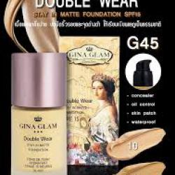 Gina Glam Double wear stay in matte foundation