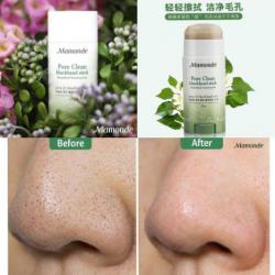 **พร้อมส่ง**Mamonde Pore Clean Blackhead Stick18 g.