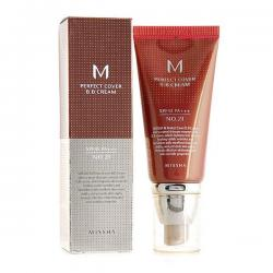 (พร้อมส่ง) Missha M Perfect Cover BB Cream SPF42 PA+++No.21 50ml