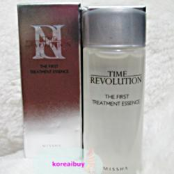 (พร้อมส่ง) Missha time revolution the first treatment essence 10ml.